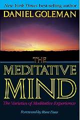 The Meditative Mind Paperback