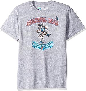 bbc67df8688 Liquid Blue Men s Plus Size Grateful Dead Good Ol Glory Short Sleeve T-Shirt