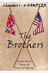 The Brothers: Sampler : Volume 1 of The McCullough Saga Kindle Edition