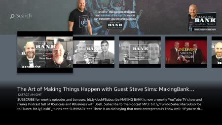 Amazon com: Making Bank TV - Josh Felber: Appstore for Android