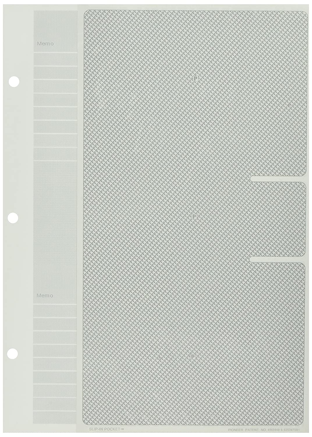 Pioneer Photo Albums 30 Pocket Refill for APS-247 Series Photo Albums, 5 by 7-Inch 57-APS PI57APS