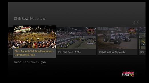 Lucas Oil Racing TV