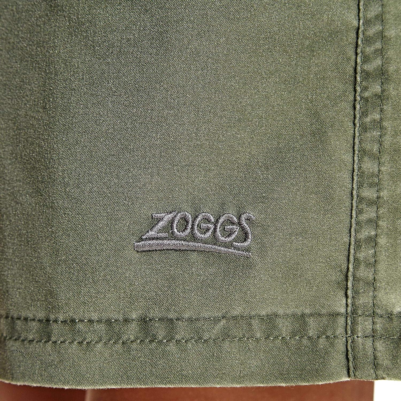 Zoggs Boys Mosman Washed Swim Shorts