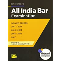 Guide to All India Bar Examination - Solved Papers