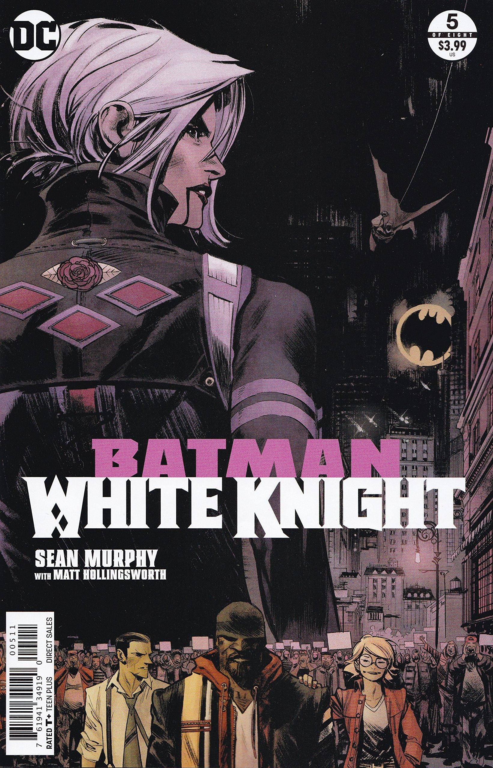 Read Online BATMAN WHITE KNIGHT #5 (OF 8) RELEASE DATE 2/7/2018 pdf epub