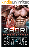 Zadri (Scifi Alien Weredragon Romance) (Dragons of Preor Book 5)