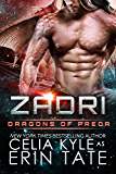 Zadri (Scifi Alien Weredragon Romance) (Dragons of Preor Book 5)