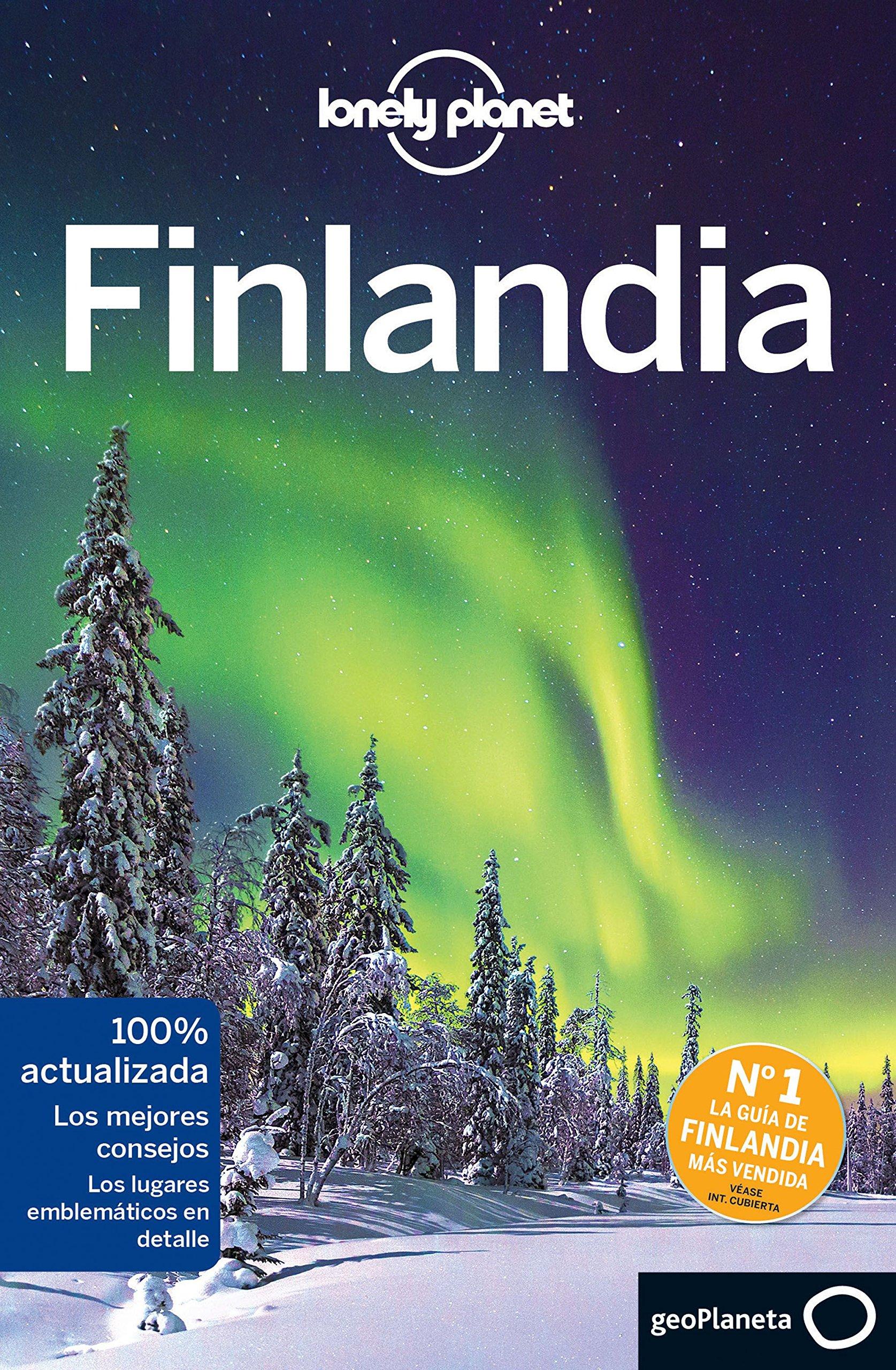 Finlandia 3: 1 Guías de País Lonely Planet Idioma Inglés: Amazon.es: Symington, Andy, Le Nevez, Catherine, Álvarez González, Delia: Libros