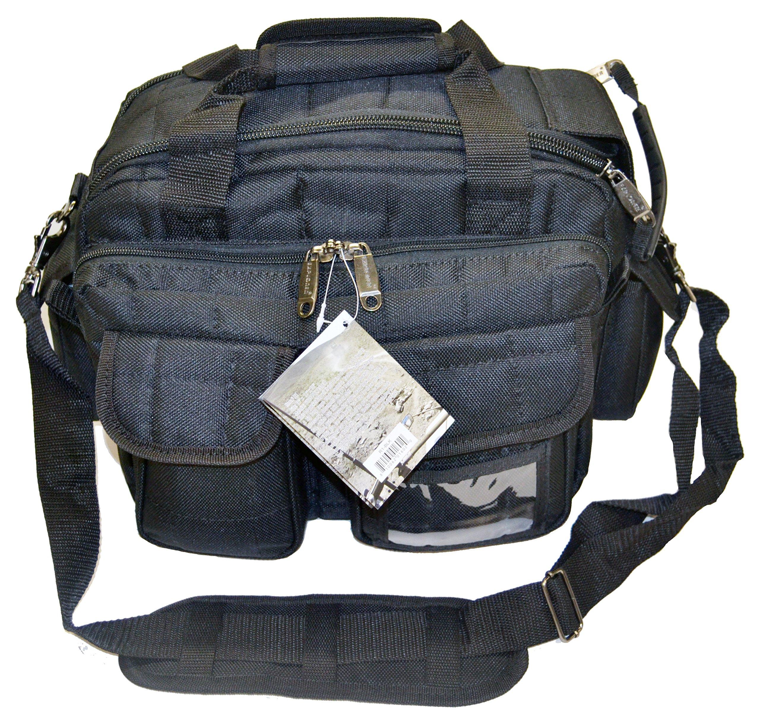 Explorer 8 Pistol Tactical Range Go Bag Assault Gear Hiking EDC Camera Bag MOLLE Modular Deployment Compact Utility Military Surplus Gear by Explorer