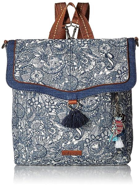 bab3c35e8 Sakroots Colette Convertible Backpack, Navy Spirit Desert: Amazon.ca ...