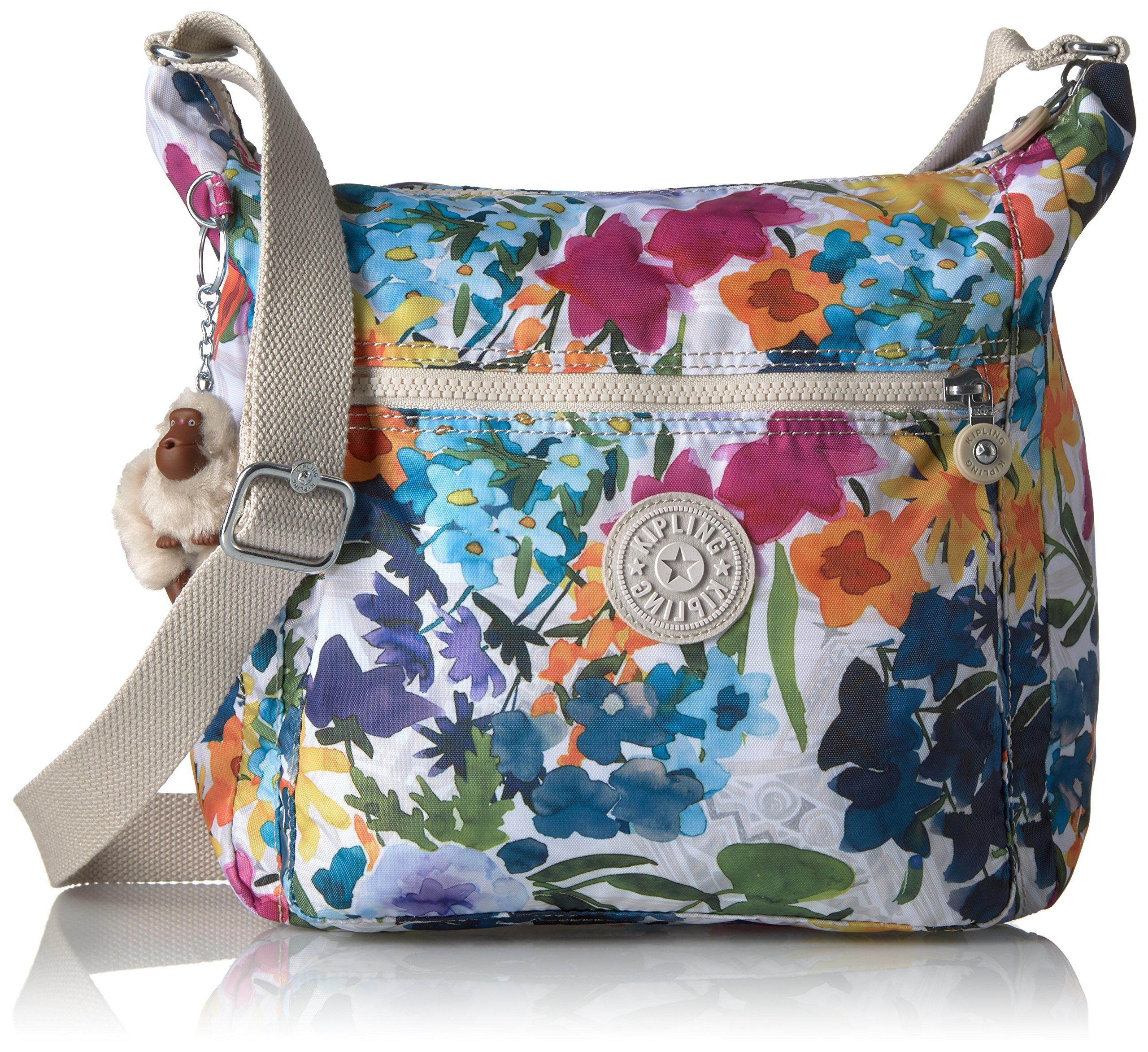 Kipling Bethel Medium Printed Hobo Bag, Flower Power by Kipling