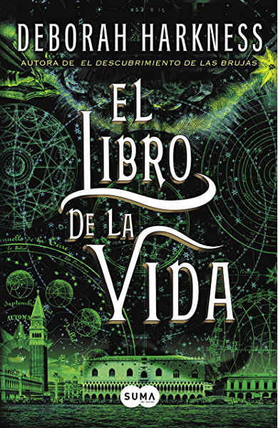 El libro de la vida (El descubrimiento de las brujas 3) eBook: Harkness, Deborah: Amazon.es: Tienda Kindle
