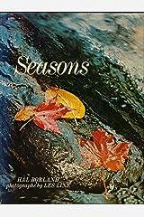 Seasons Hardcover