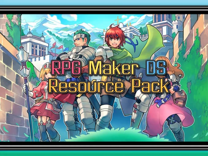 Amazon com: RPG Maker VX Ace DLC - DS Resource Pack