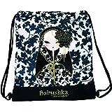 Babushka by Kimmidoll, Cartable  Mixte Negro/Blanco 40 cm