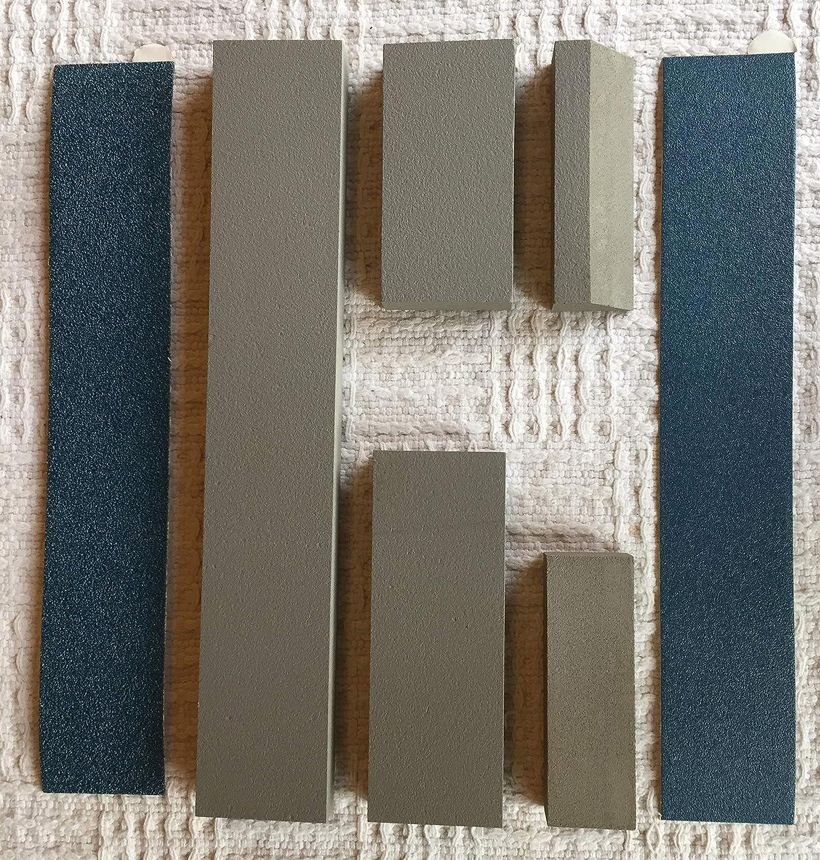 Flex-I-File 1500 x Flex-Pad 150 Grit Coarse Angled