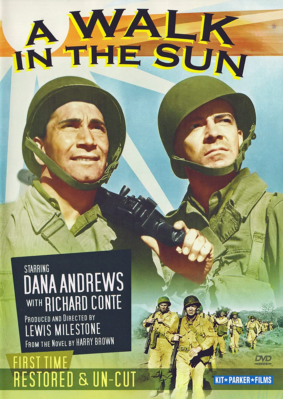 Amazon.com: A Walk in the Sun (1945) Restored and Uncut: Dana Andrews,  Richard Conte, Lloyd Bridges, Lewis Milestone: Movies & TV