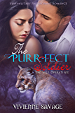 The Purr-fect Soldier: BBW Military Paranormal Romance (Wild Operatives Introduction Book 3)