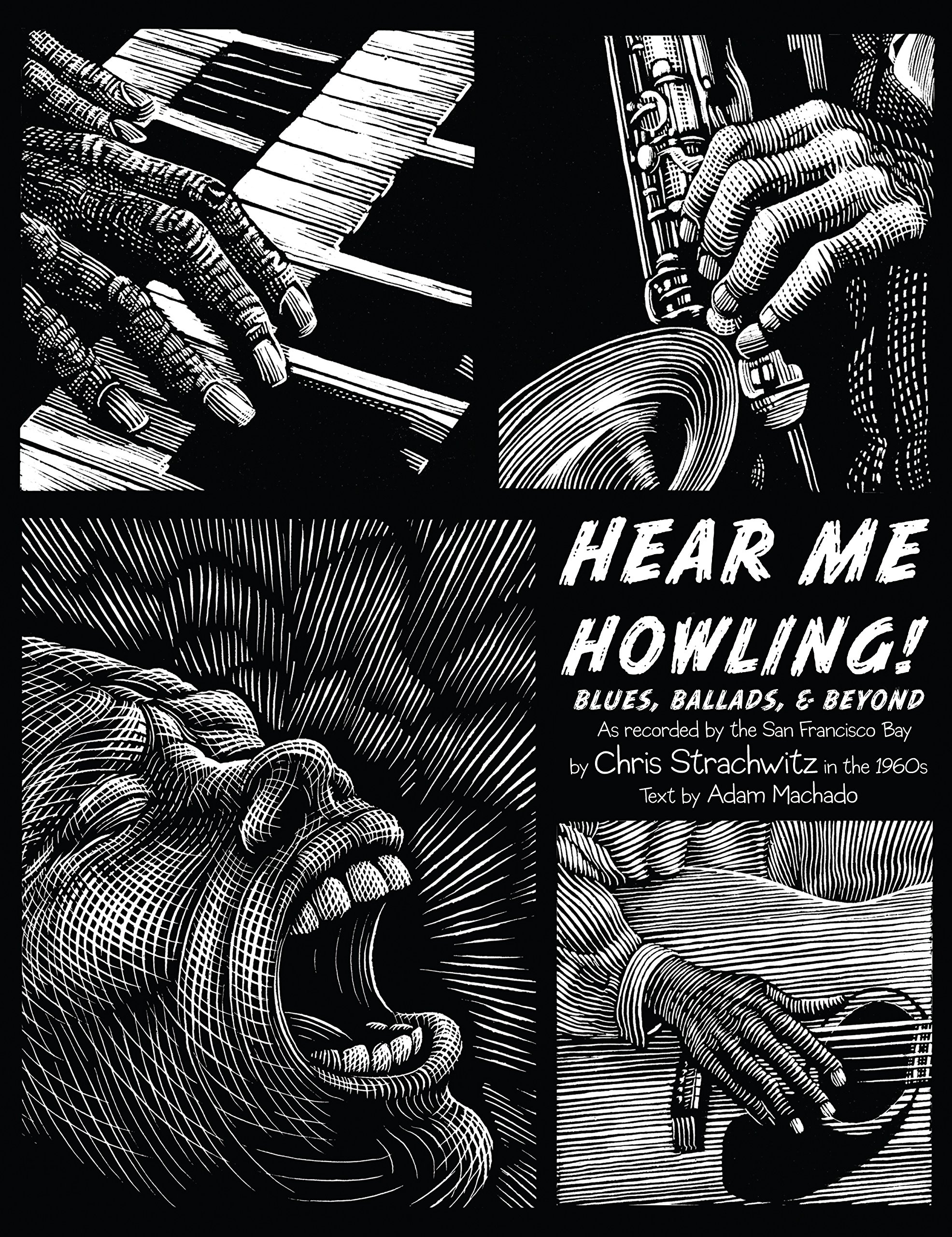 Hear Me Howling! Blues, Ballads, & Beyond (4 CD + Book) by Unknown