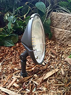 Bronze Color Taurus Wall Wash Light By Pinnacle Lights   LED Low Voltage  Outdoor Landscape Lighting