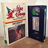 Davy Crockett, King of the Wild Frontier [VHS]