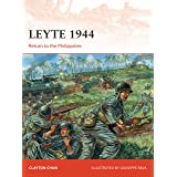 Leyte 1944: Return to the Philippines (Campaign Book 282)