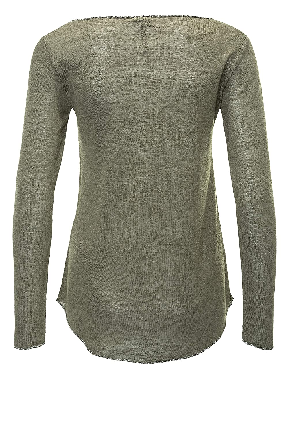 Key Largo Damen Langarmshirt Longsleeve O-Neck Casual: Amazon.de: Bekleidung
