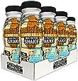 Grenade Carb Killa High Protein Shake Bottles, White Chocolate, 330 ml, Pack of 8