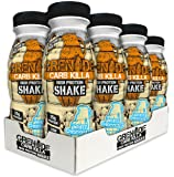 Grenade Carb Killa 330ml White Chocolate High Protein Shake Bottles, Pack of 8