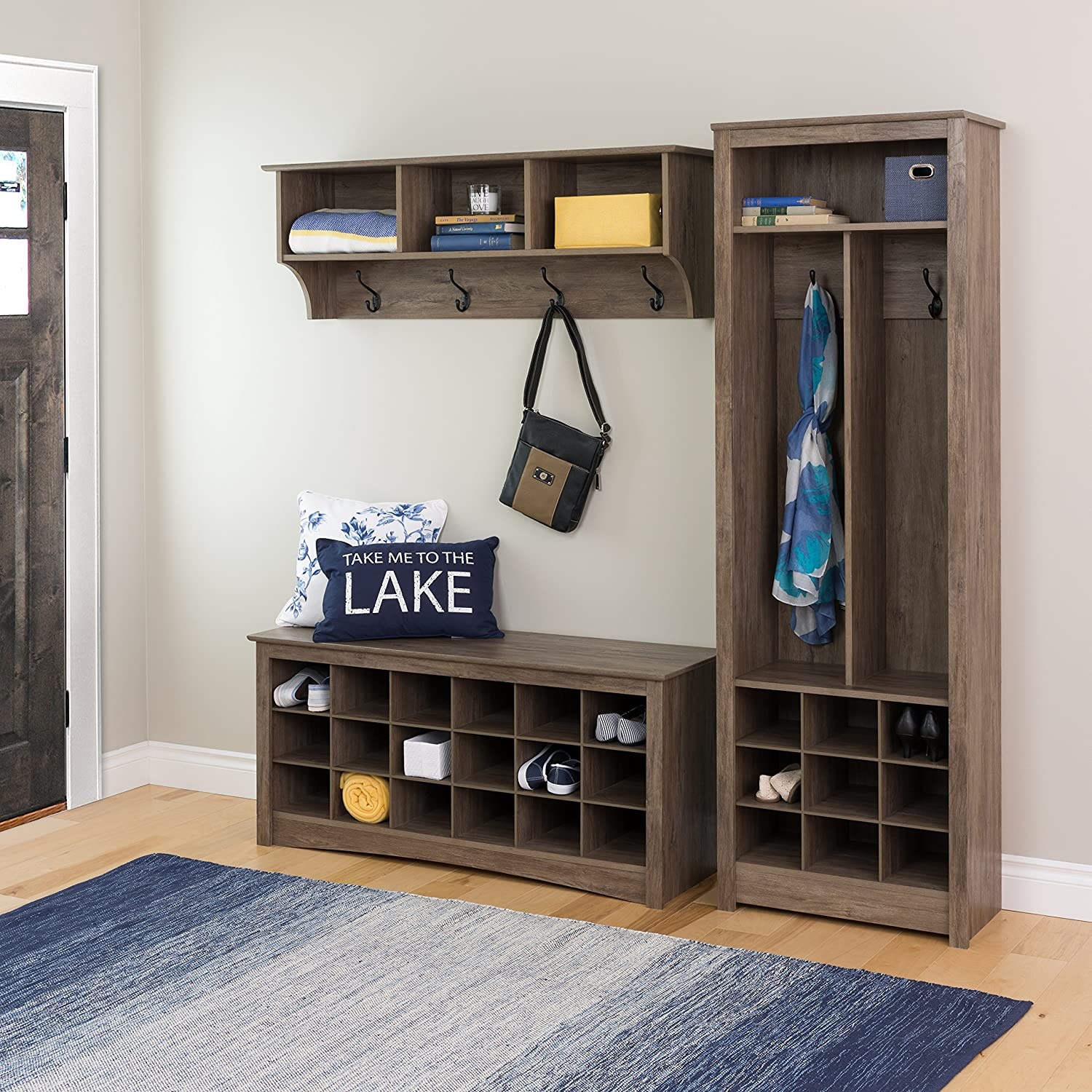 garden laminate shipping bench vito today home furniture free shore cubby product overstock wood south storage