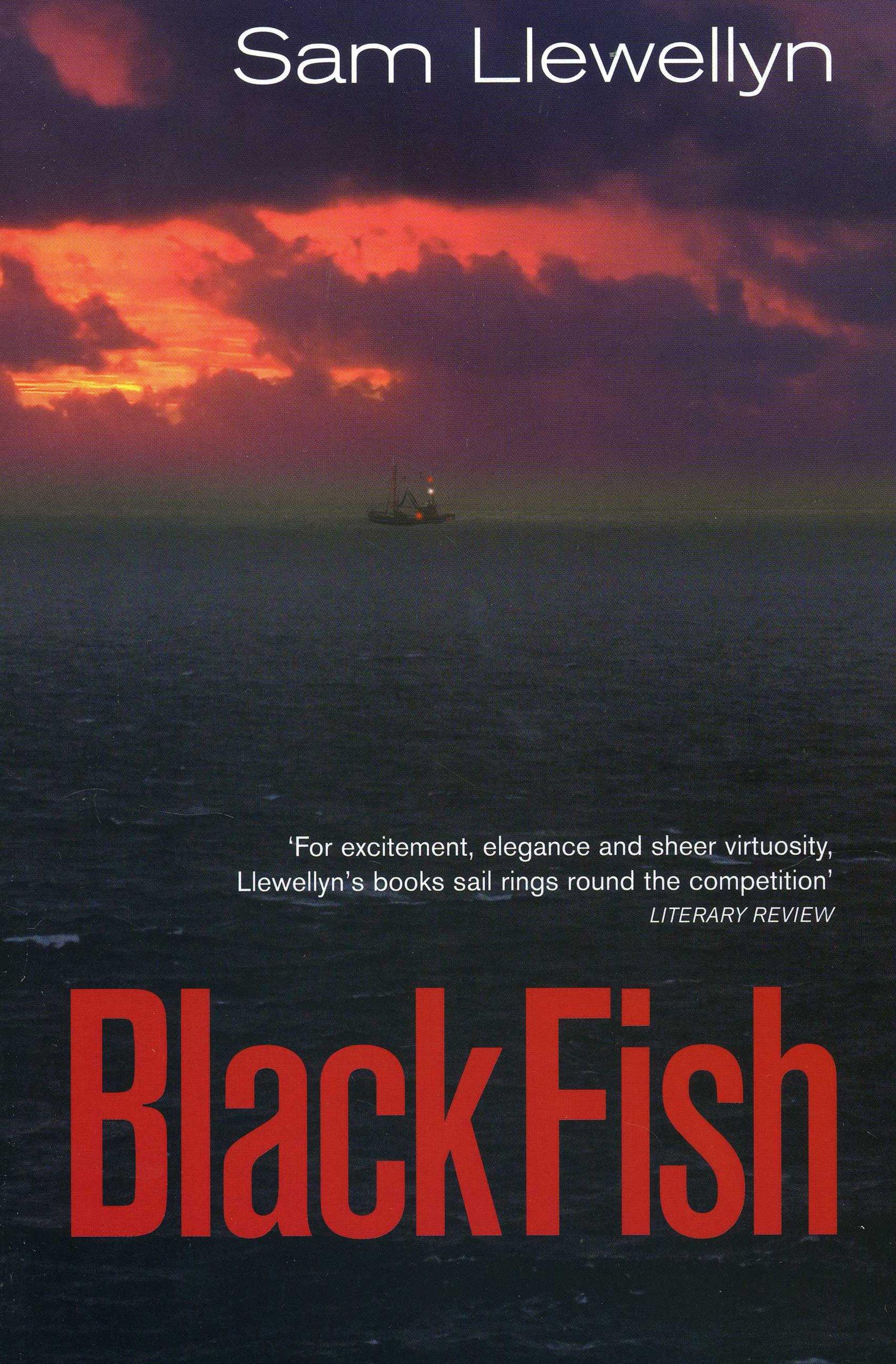 Read Online Black Fish pdf