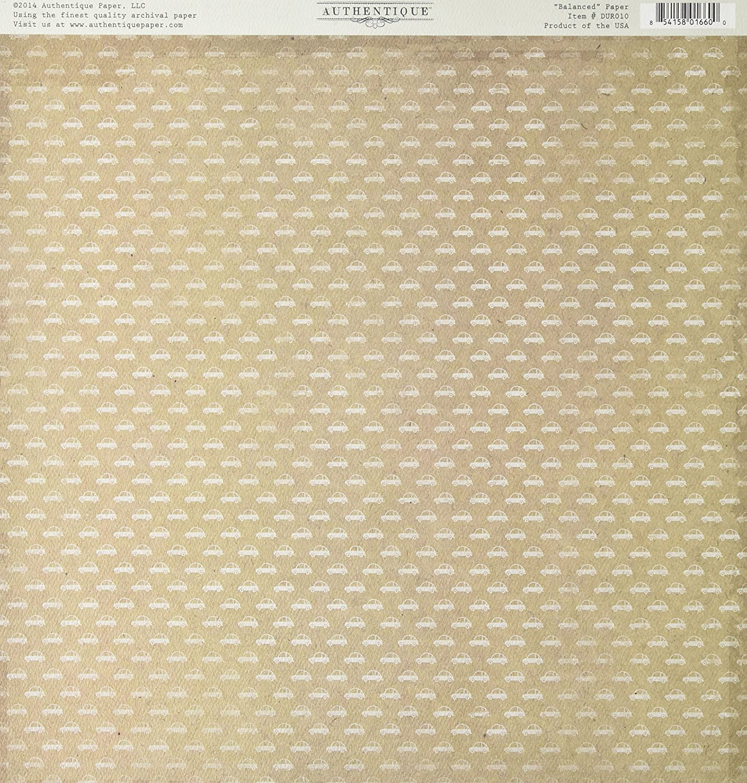 Authentique Papier stabiler doppelseitig Karton 12 x 12 Zoll Wettergegerbt, Wettergegerbt, Wettergegerbt, Patina, Farbe, Swatch winzige Tupfen B00UHNXWEG | Stil  0ca686