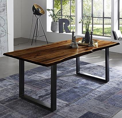 Baumkante Tisch 140 X 80