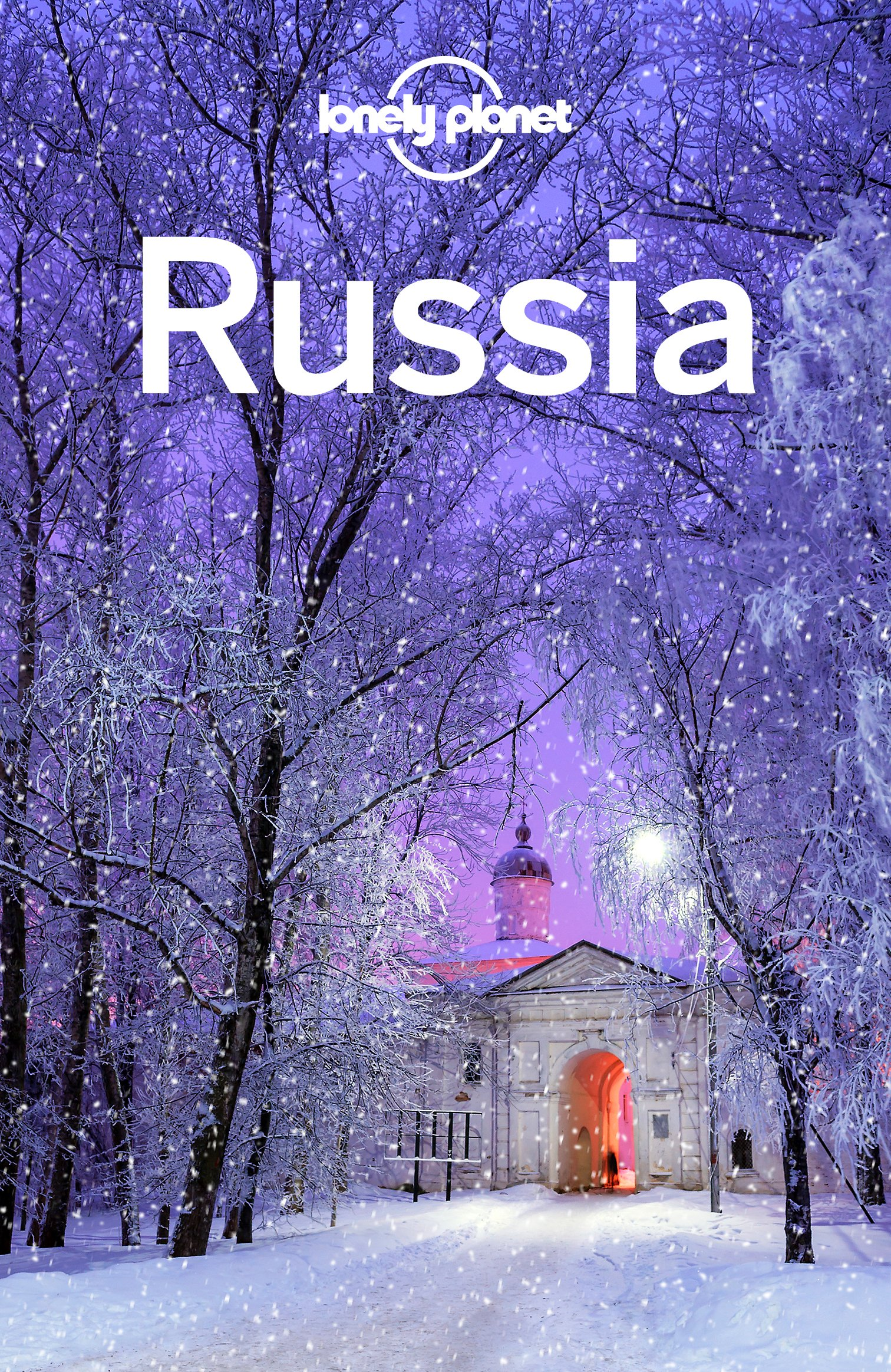 Lonely Planet Russia  Travel Guide   English Edition