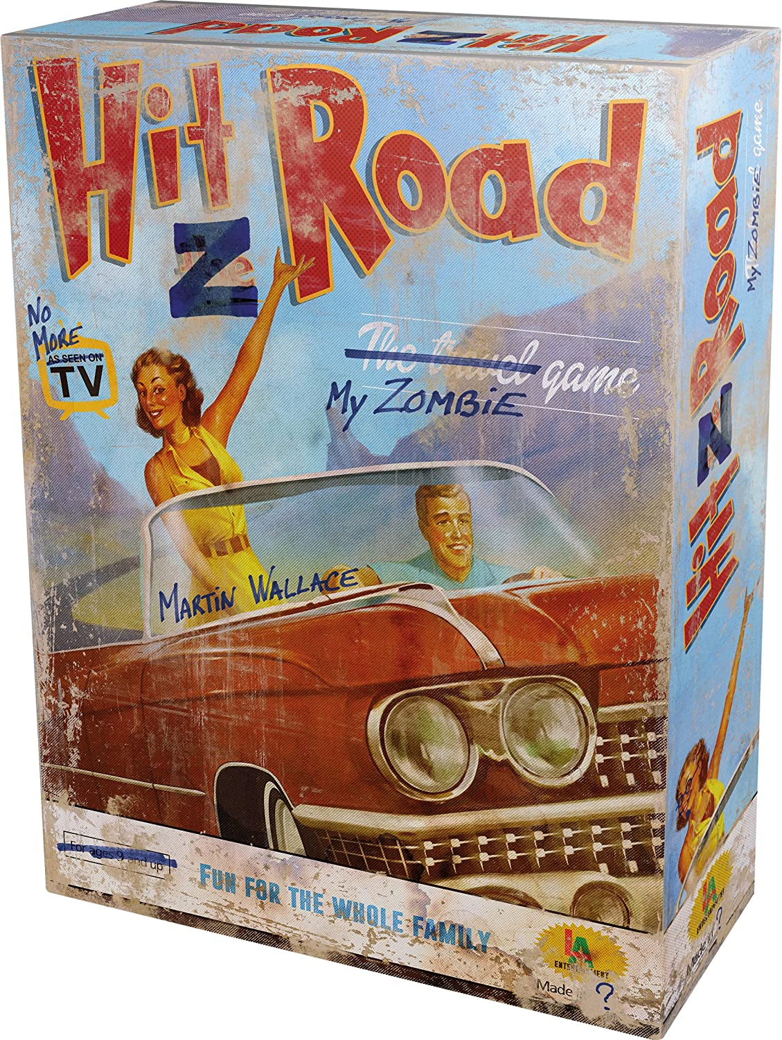 Hit Z Road : My zombie game