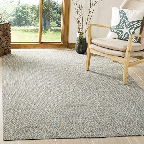 Safavieh Braided collection BRD170A Hand-woven Cotton Area Rug