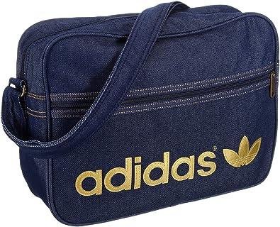 2f0ac02e71 adidas Originals Air Bag Jeans, Sac de sport - Bleu: Amazon.fr ...