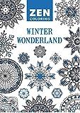 Zen Coloring - Winter Wonderland