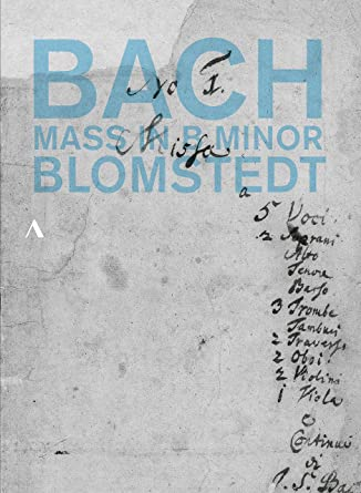 J.S. Bach: h-moll-Messe BWV 232 [DVD]