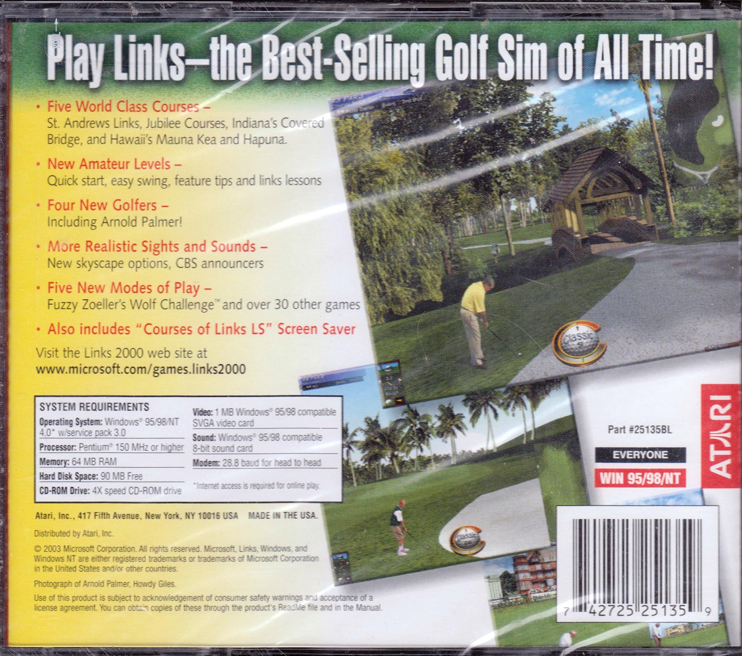 Amazon com: Links LS 2000: Video Games