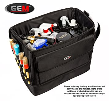 GEM Professional Car Detailing Bag