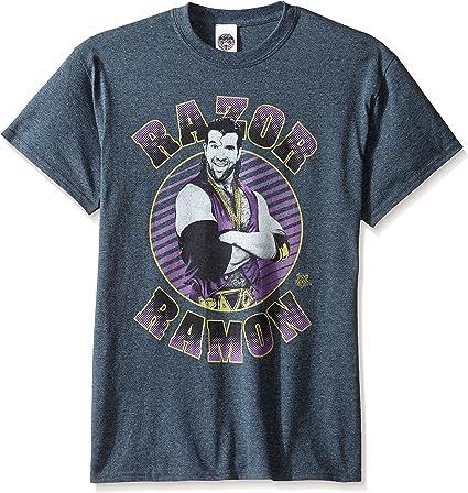 WWE Mens Razon Ramon T-Shirt