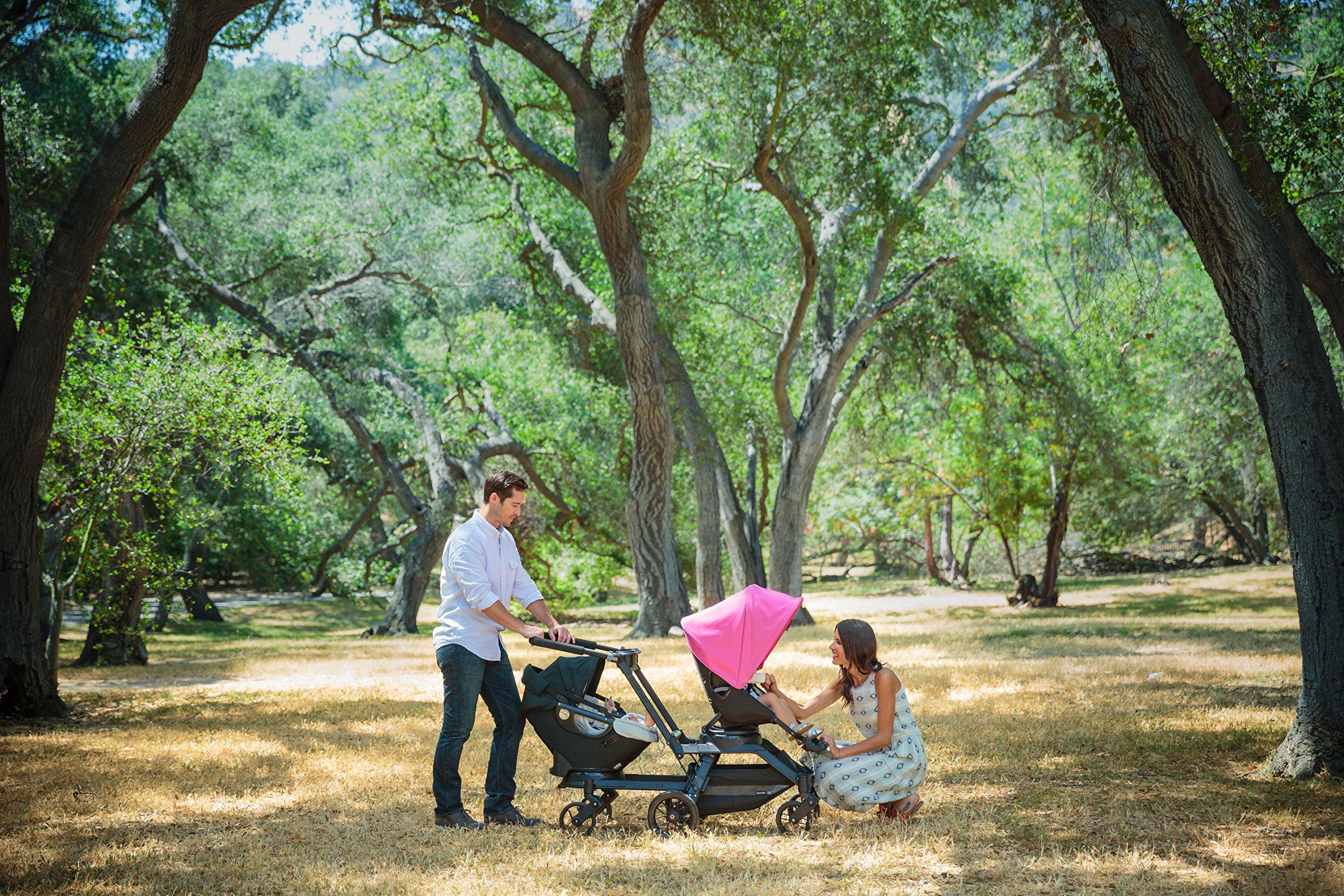 Orbit Baby Double Stroller Kit, Black by Orbit Baby (Image #2)
