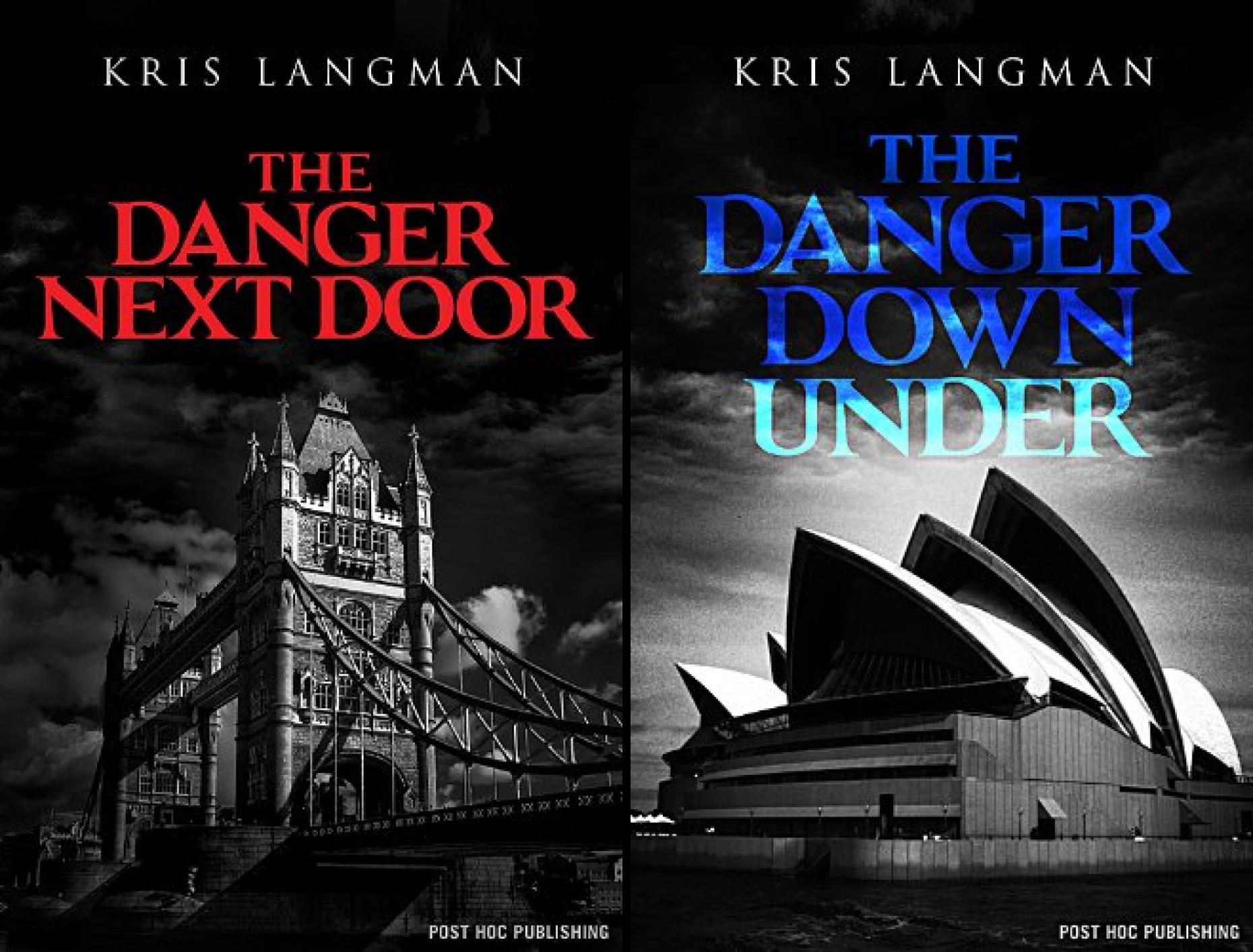 Anne Lambert Mysteries (2 Book Series)