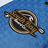 SBBC - 8'8 Soft Top Surfboard - || 8ft 8in