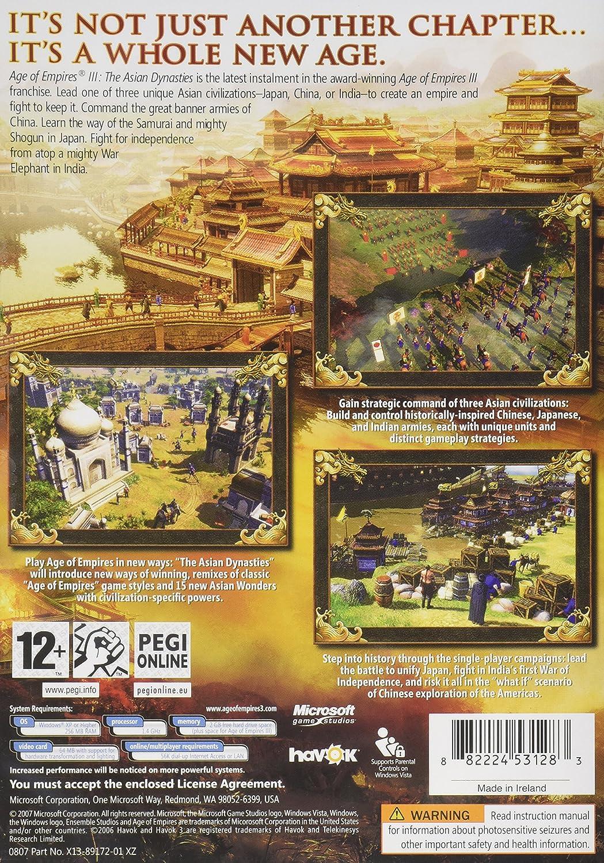 The asian dynasties manual