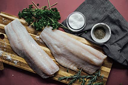 Review Pacific Cod Fillets 10