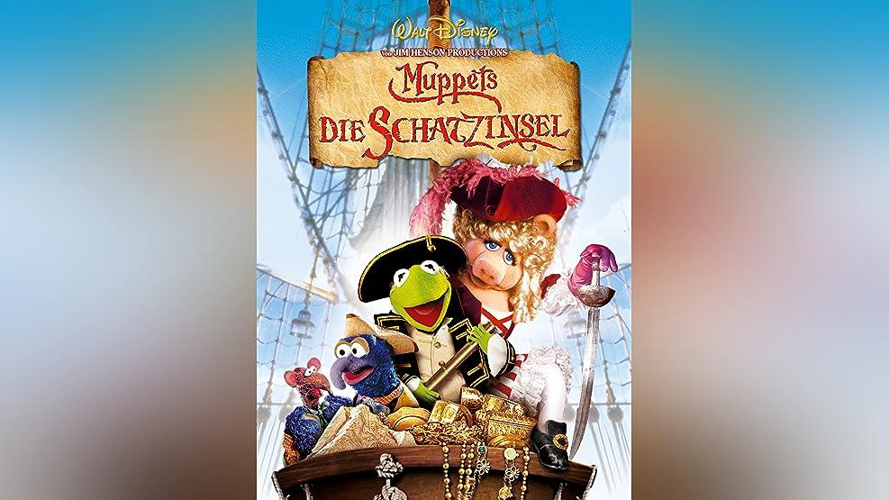 Muppets ? Die Schatzinsel [dt./OV]