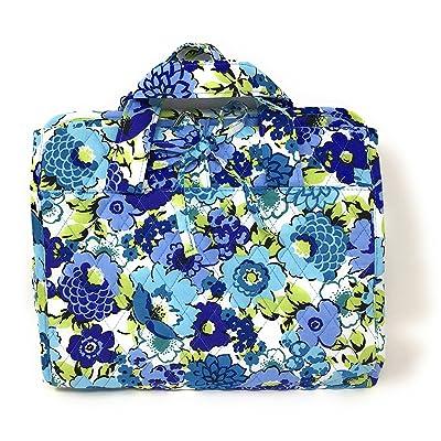 52bca553ae6a Vera Bradley Hanging Organizer (Blueberry Blooms) [5ZYga0106963 ...
