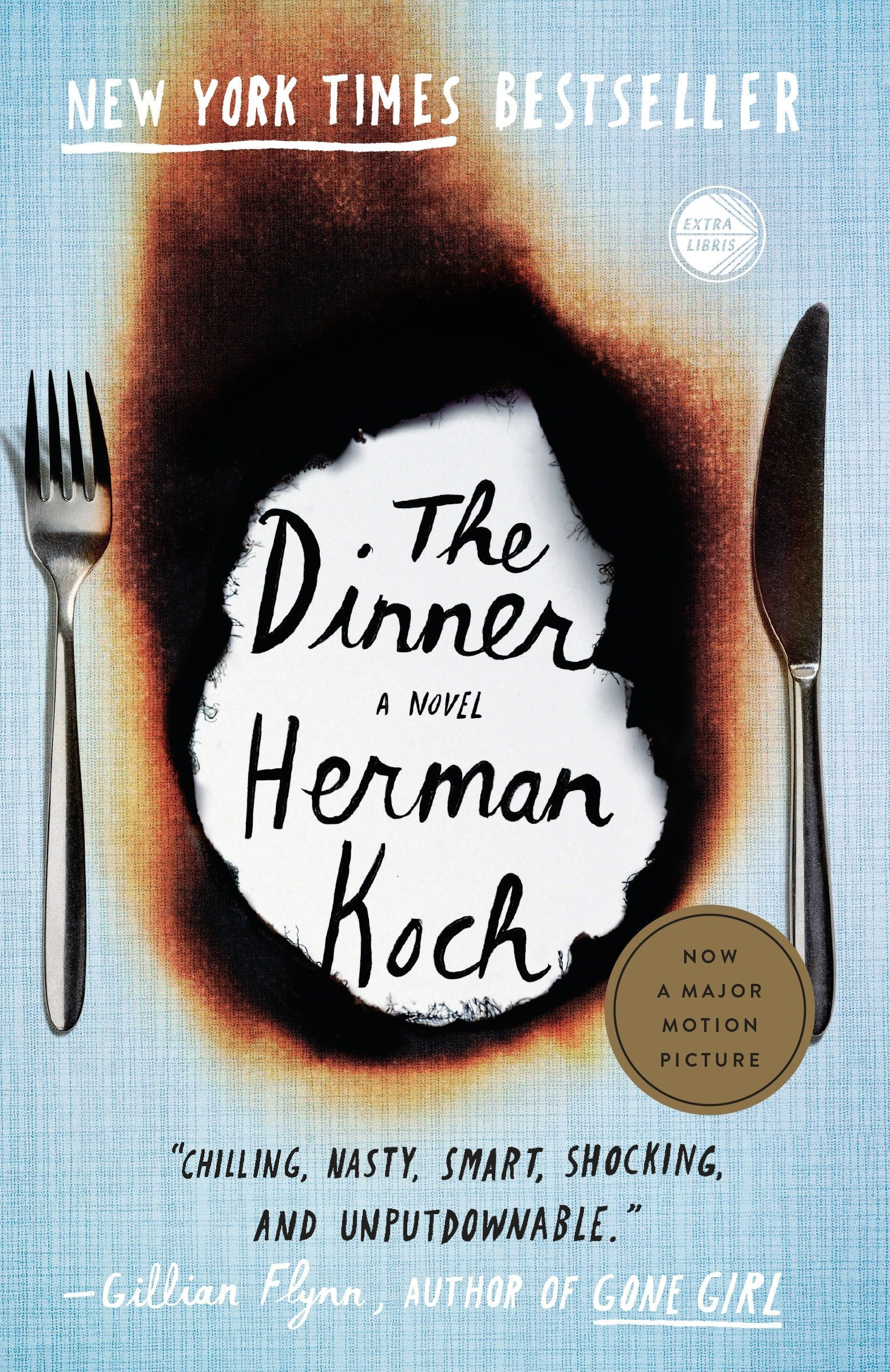 Image result for the dinner herman koch book cover